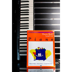 Alfred Music Piano Theory Book Level 1A
