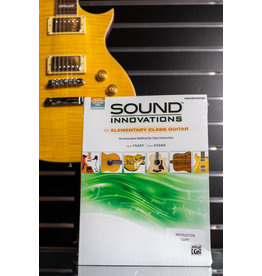 Alfred Music Sound Innovations for Elementary Class Guitar