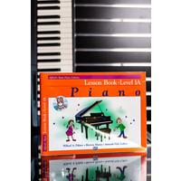 Piano Lesson Book Level 1A w/CD