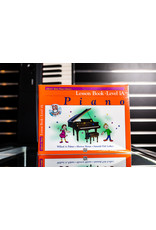 Alfred Music Piano Lesson Book Level 1A w/CD