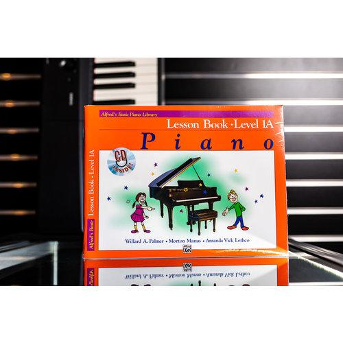 Alfred Music Piano Lesson Book Level 1A w/CD