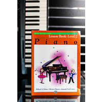Piano Lesson Book Level 2