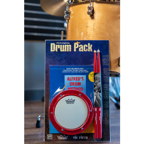 Alfred Music Alfred's Beginning Drum Pack