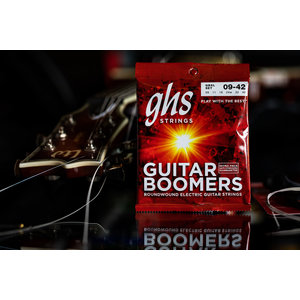 GHS GHS Boomer Extra Light Guitar Strings