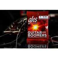 GHS Boomer Light Electric Guitar Strings