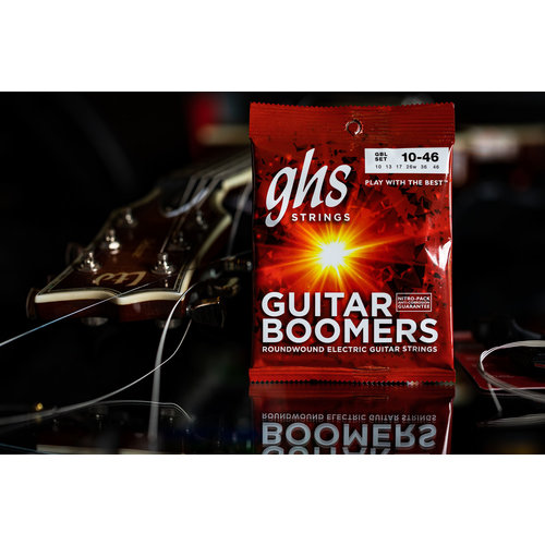 GHS GHS Boomer Light Electric Guitar Strings