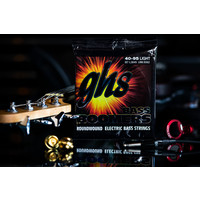 GHS Boomer Long Scale Light Bass Strings