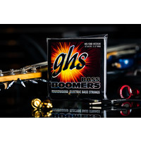 GHS Boomer Long Scale 5-String Medium Bass Strings
