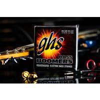 GHS Boomer Long Scale 5-String Medium Light Bass Strings