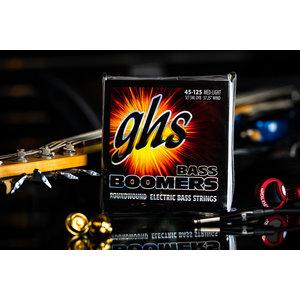 GHS GHS Boomer Long Scale 5-String Medium Light Bass Strings
