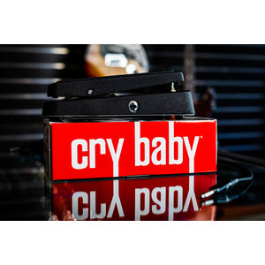 Dunlop Cry Baby - Wah Guitar Pedal