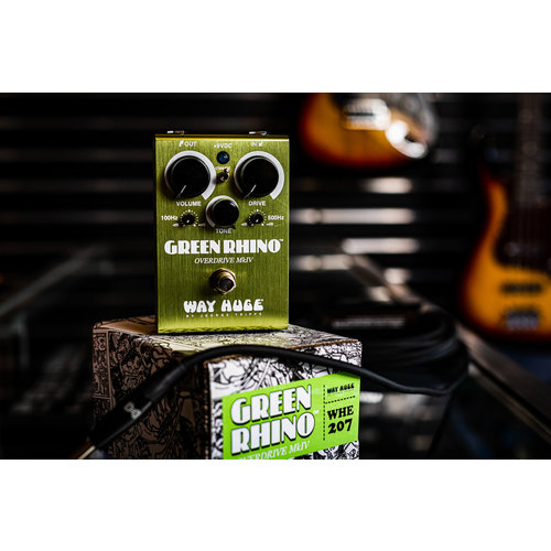 Way Huge WAY HUGE Green Rhino Mk4 Pedal
