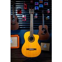 Takamine GC5E NAT Classical Acoustic/Electric Cutaway Guitar