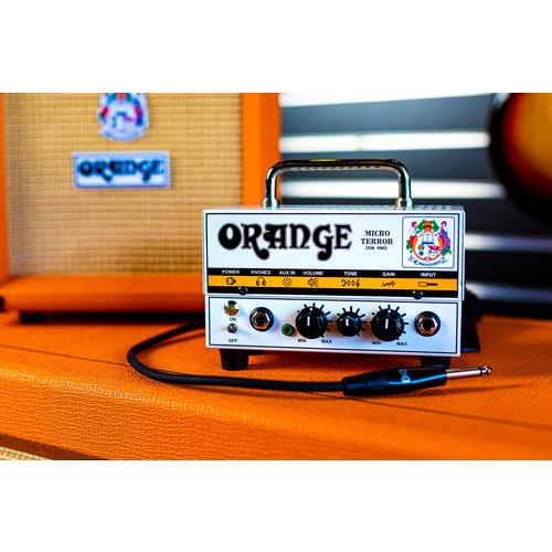 Orange Orange Micro Terror Lunchbox Head