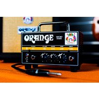 Orange Micro Dark Lunchbox Head