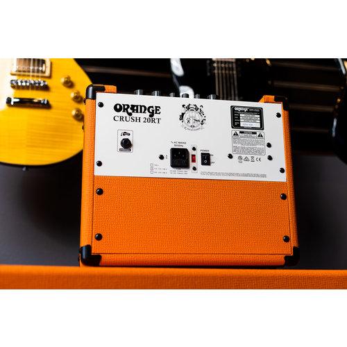 Orange Orange Crush 20 Watt w/Reverb & Tuner
