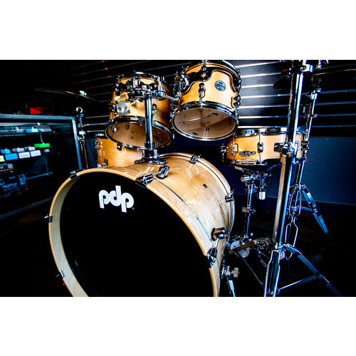 PDP Concept™ Maple - Natural Lacquer - 5-Piece Kit