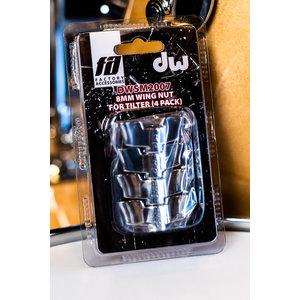 DW 8mm Wing Nut for Tilter (4pk)