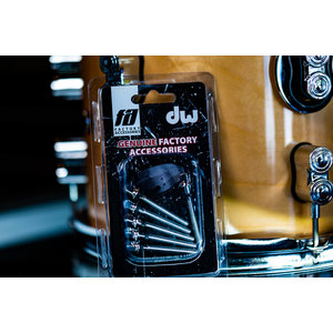 """DW Chrome Tension Rods (6 Pack) 1.65"""""""