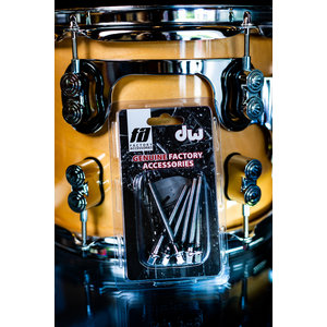 """DW Chrome Tension Rods (6 Pack) 2.37"""""""