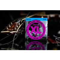 D'Addario Nickel Wound XL Extra Light Electric Guitar Strings 09-42