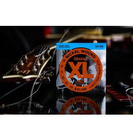 D'Addario D'Addario Nickel Wound XL Light Top Heavy Bottom Electric Guitar Strings 10-52