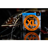 D'Addario Nickel Wound XL Regular Light 7-String Electric Guitar Strings 10-59