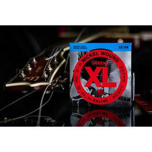 D'Addario D'Addario Nickel Wound XL Heavy w/Plain 3rd Electric Guitar Strings 12-54