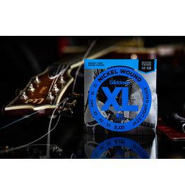 D'Addario D'Addario Nickel Wound XL Jazz Light Electric Guitar Strings 12-52
