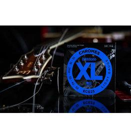 D'Addario D'Addario Chromes Flatwound Electric Guitar Strings Light 12-52