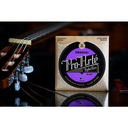 D'Addario D'Addario Pro-Arte Nylon Classical Guitar Strings - Extra Hard Tension