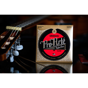 D'Addario D'Addario Pro-Arte Nylon Classical Guitar Strings - Normal Tension