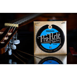 D'Addario D'Addario Pro-Arte Nylon Classical Guitar Strings - Hard Tension