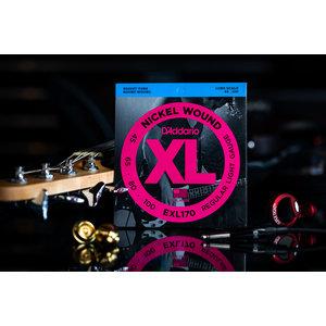 D'Addario D'Addario Nickel Wound Bass Strings Light 45-100 Long Scale