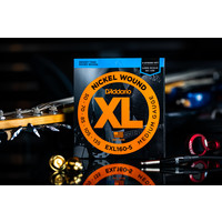D'Addario Nickel Wound Bass Strings 5-String Medium 50-135 Long Scale