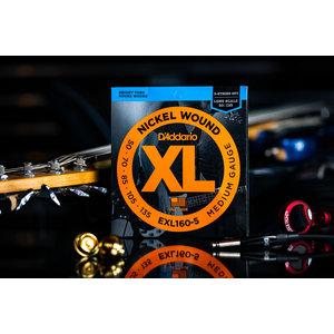 D'Addario XL 50-135 Nickel Wound 5-String Bass Strings