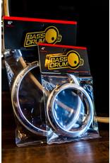 """Bass Drum O's Chrome 4"""" Bass Drum O"""