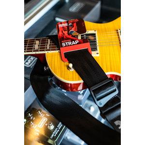 D'Addario 50mm Seatbelt Guitar Strap - Black