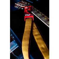 50mm Woven Guitar Strap - Tweed