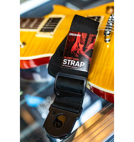 D'Addario 50MM Poly Pro Planet Lock Strap - Black