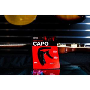D'Addario Guitar Tri-Action Capo