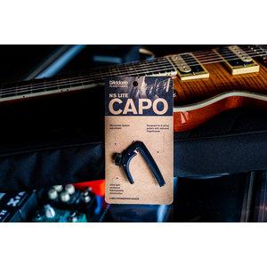D'Addario Guitar Capo - NS Lite