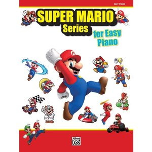 Alfred Music Super Mario Series Easy Piano