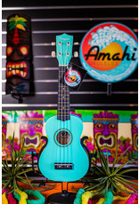 Amahi Amahi Light Blue Penguin Soprano Ukulele