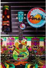 Amahi Amahi Peace Love Soprano Ukulele