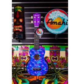 Amahi Amahi Mermaid Design Ukulele