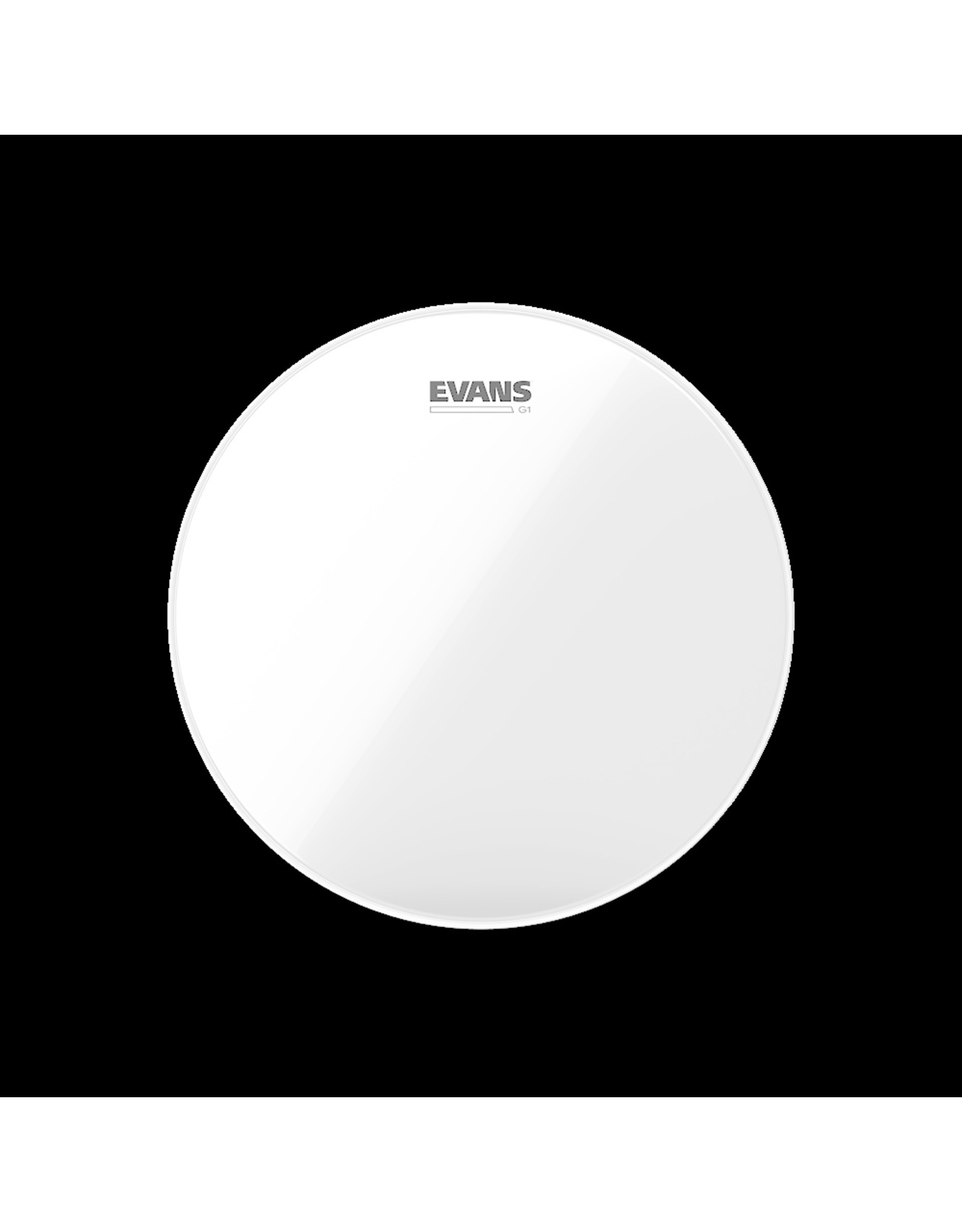"Evans 12"" G1 Clear Drum Head"
