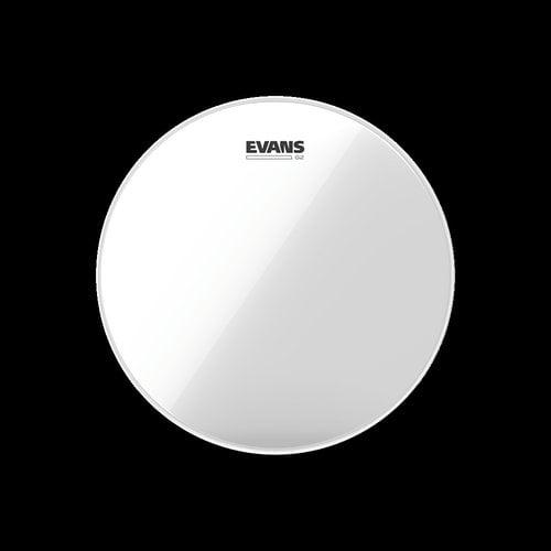 "Evans 10"" G2 Clear Batter Head"
