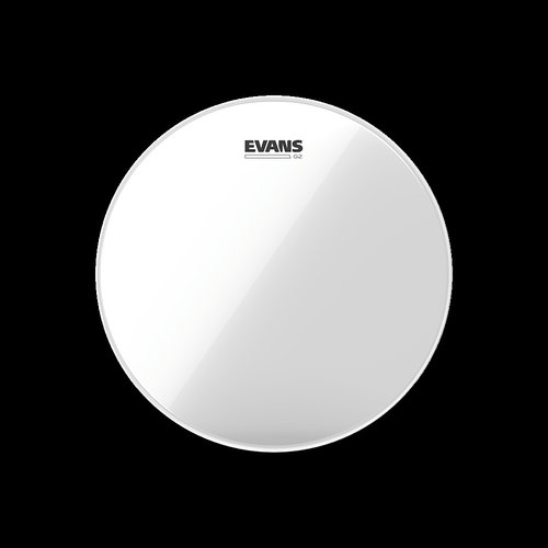 "Evans 15"" G2 Clear Batter Head"