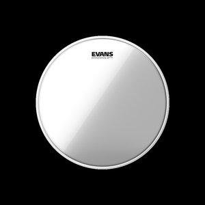 """Evans 14"""" Hazy 300 Snare Side"""